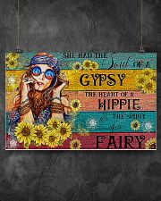 SHE HAS THE SOUL OF GYPSY 17x11 Poster poster-landscape-17x11-lifestyle-12