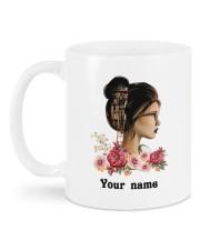 BOOK GIRL - DR Mug back