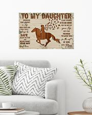 TO MY DAUGHTER 24x16 Poster poster-landscape-24x16-lifestyle-01