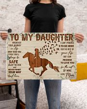 TO MY DAUGHTER 24x16 Poster poster-landscape-24x16-lifestyle-20