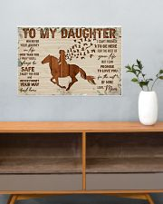TO MY DAUGHTER 24x16 Poster poster-landscape-24x16-lifestyle-25