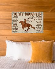 TO MY DAUGHTER 24x16 Poster poster-landscape-24x16-lifestyle-27