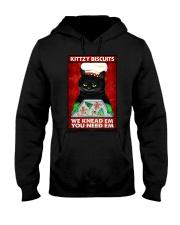 KITTZY BISCUITS Hooded Sweatshirt tile