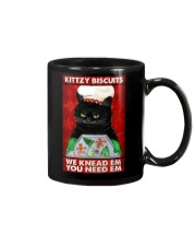 KITTZY BISCUITS Mug tile