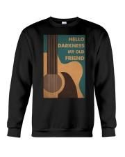 HELLO DARKNESS MY OLD FRIEND Crewneck Sweatshirt tile