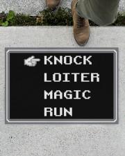 """GAME - DOORMAT Doormat 34"""" x 23"""" aos-doormat-34-x-23-lifestyle-front-01"""