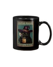 HOCUS POCUS I NEED COFFEE TO FOCUS Mug tile