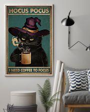 HOCUS POCUS I NEED COFFEE TO FOCUS 11x17 Poster lifestyle-poster-1