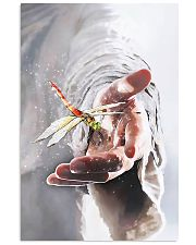 JESUS - DRAGONFLY 11x17 Poster front