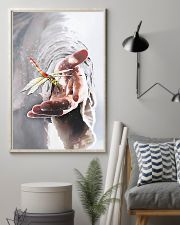 JESUS - DRAGONFLY 11x17 Poster lifestyle-poster-1