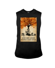 AND SHE LIVED HAPPILY EVER AFTER Sleeveless Tee tile
