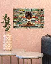 BOOK I AM - CUSTOM NAME 17x11 Poster poster-landscape-17x11-lifestyle-21