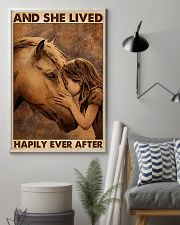 AND SHE LIVES HAPPILY EVER AFTER 11x17 Poster lifestyle-poster-1