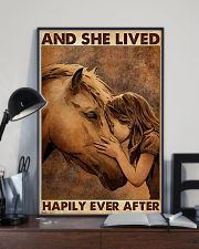AND SHE LIVES HAPPILY EVER AFTER 11x17 Poster lifestyle-poster-2