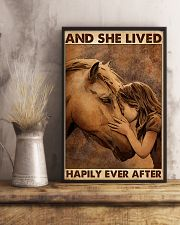 AND SHE LIVES HAPPILY EVER AFTER 11x17 Poster lifestyle-poster-3
