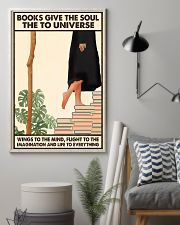 BOOKS GIVE THE SOUL 11x17 Poster lifestyle-poster-1