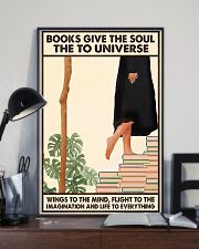 BOOKS GIVE THE SOUL 11x17 Poster lifestyle-poster-2