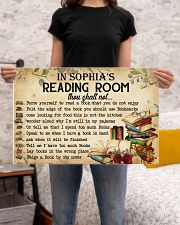 READING ROOM  - CUSTOM NAME 24x16 Poster poster-landscape-24x16-lifestyle-20