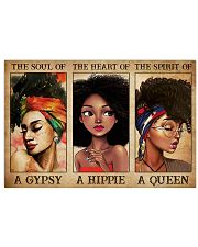 THE SOUL OF A GYPSY 17x11 Poster front
