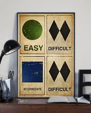 EASY - DIFFICULT - INTERMEDIATE - DIFFICULT 11x17 Poster lifestyle-poster-2
