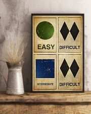 EASY - DIFFICULT - INTERMEDIATE - DIFFICULT 11x17 Poster lifestyle-poster-3