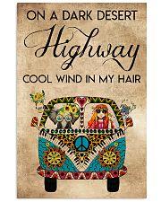 IN THE DARK DESERT HIGHWAY 11x17 Poster front