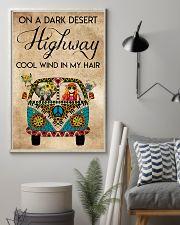 IN THE DARK DESERT HIGHWAY 11x17 Poster lifestyle-poster-1
