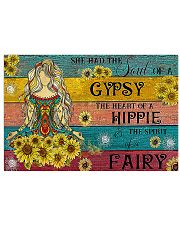 YOGA GIRL GYPSY HIPPIE FAIRY 17x11 Poster front