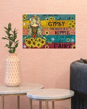 YOGA GIRL GYPSY HIPPIE FAIRY 17x11 Poster poster-landscape-17x11-lifestyle-21