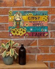 YOGA GIRL GYPSY HIPPIE FAIRY 17x11 Poster poster-landscape-17x11-lifestyle-23