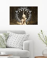 INTO THE FOREST I GO 24x16 Poster poster-landscape-24x16-lifestyle-01