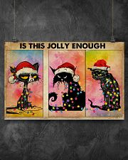 IS THIS JOLLY ENOUGH 17x11 Poster poster-landscape-17x11-lifestyle-12