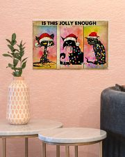 IS THIS JOLLY ENOUGH 17x11 Poster poster-landscape-17x11-lifestyle-21