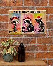 IS THIS JOLLY ENOUGH 17x11 Poster poster-landscape-17x11-lifestyle-23