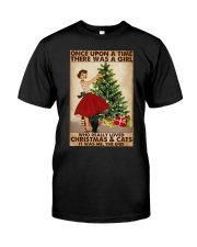 ONCE UPON A TIME THERE WAS A GIRL Premium Fit Mens Tee tile