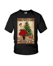 ONCE UPON A TIME THERE WAS A GIRL Youth T-Shirt tile