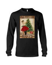 ONCE UPON A TIME THERE WAS A GIRL Long Sleeve Tee tile