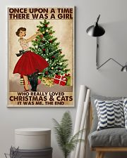 ONCE UPON A TIME THERE WAS A GIRL 11x17 Poster lifestyle-poster-1