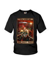 YOU AND ME WE GOT THIS Youth T-Shirt tile