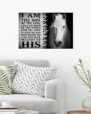 I AM THE SON OF THE KING 24x16 Poster poster-landscape-24x16-lifestyle-01