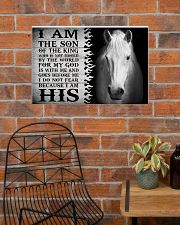 I AM THE SON OF THE KING 24x16 Poster poster-landscape-24x16-lifestyle-24