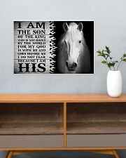 I AM THE SON OF THE KING 24x16 Poster poster-landscape-24x16-lifestyle-25