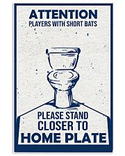 BATHROOM POSTER 11x17 Poster front