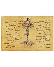 YOGA TREE - I AM  24x16 Poster front