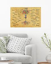 YOGA TREE - I AM  24x16 Poster poster-landscape-24x16-lifestyle-01
