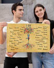 YOGA TREE - I AM  24x16 Poster poster-landscape-24x16-lifestyle-21