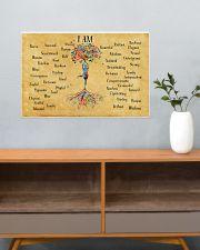 YOGA TREE - I AM  24x16 Poster poster-landscape-24x16-lifestyle-25
