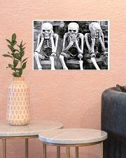 3 SKELETONS 17x11 Poster poster-landscape-17x11-lifestyle-21