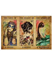 THE SOUL OF GYPSY 17x11 Poster front
