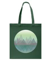 Lakeside Mountain Tote Bag thumbnail